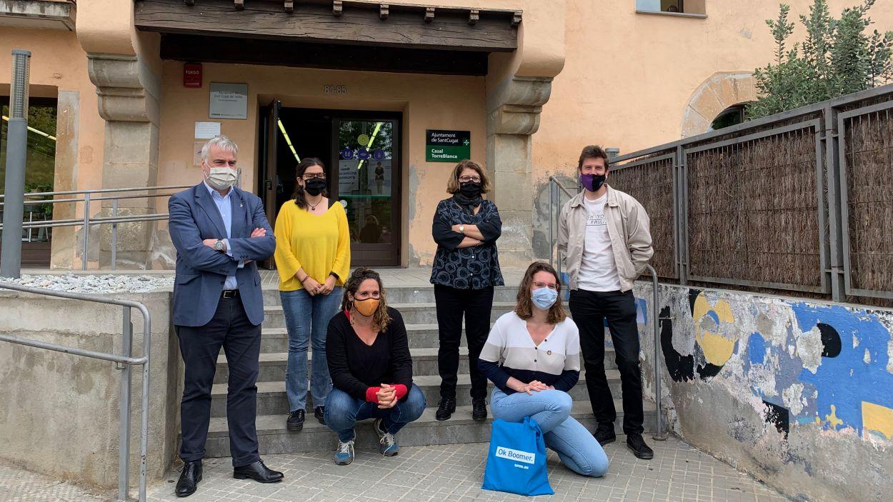 L'oferta s'ha treballat de manera coordinada entre diverses àrees de l'Ajuntament / Foto: Cugat Mèdia