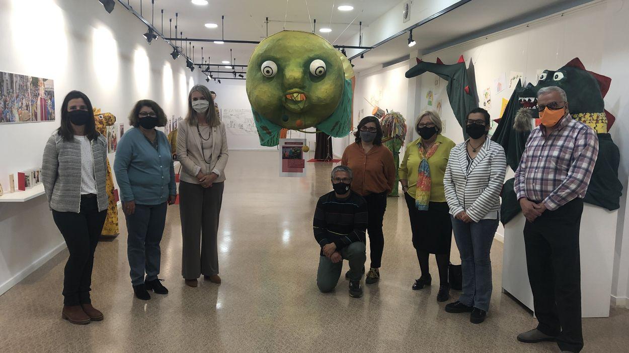 La Cercavila d'Escoles es reconverteix en una exposició