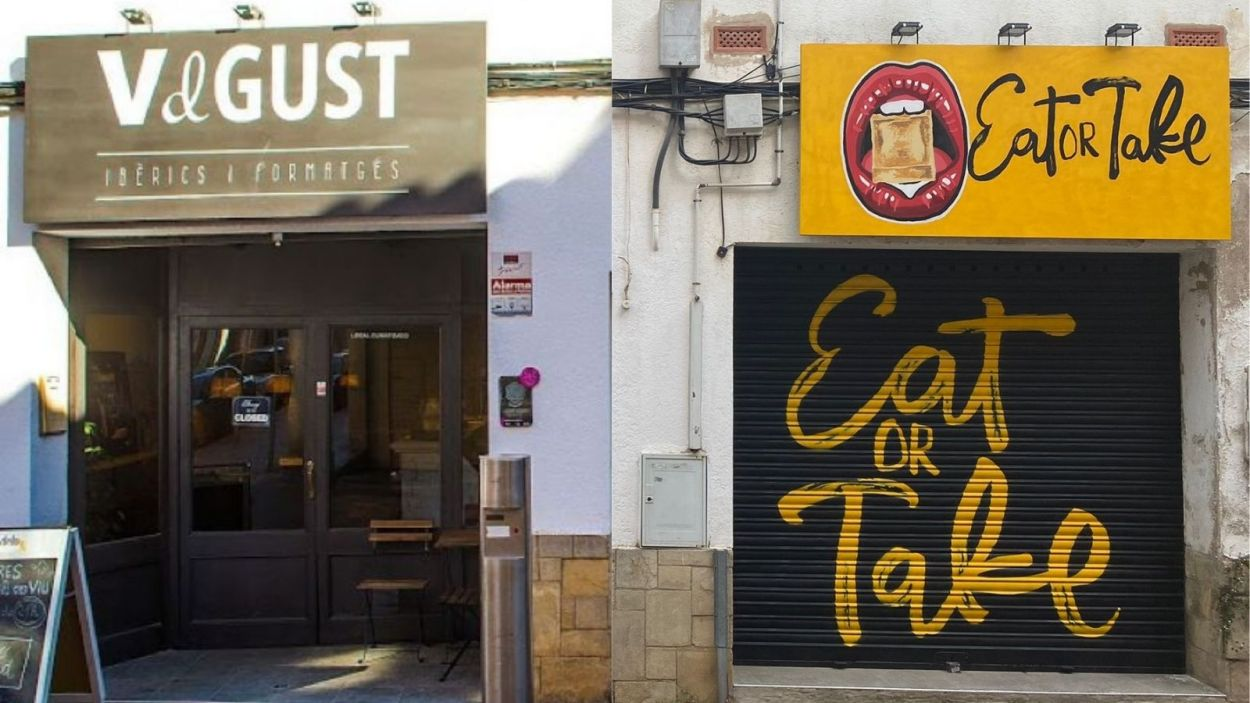 El restaurant VdGust es transforma en Eat or Take