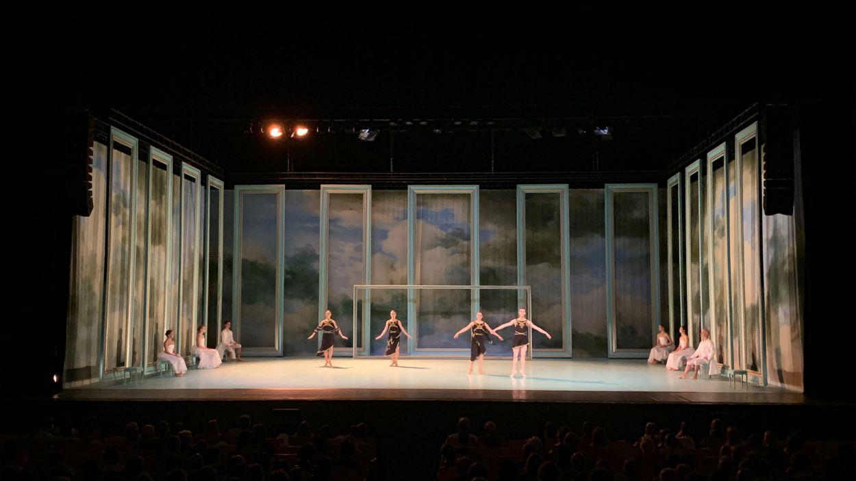 La figura de Maria Antonieta d'Àustria reviu amb el nou ballet de Malandain Ballet Biarritz