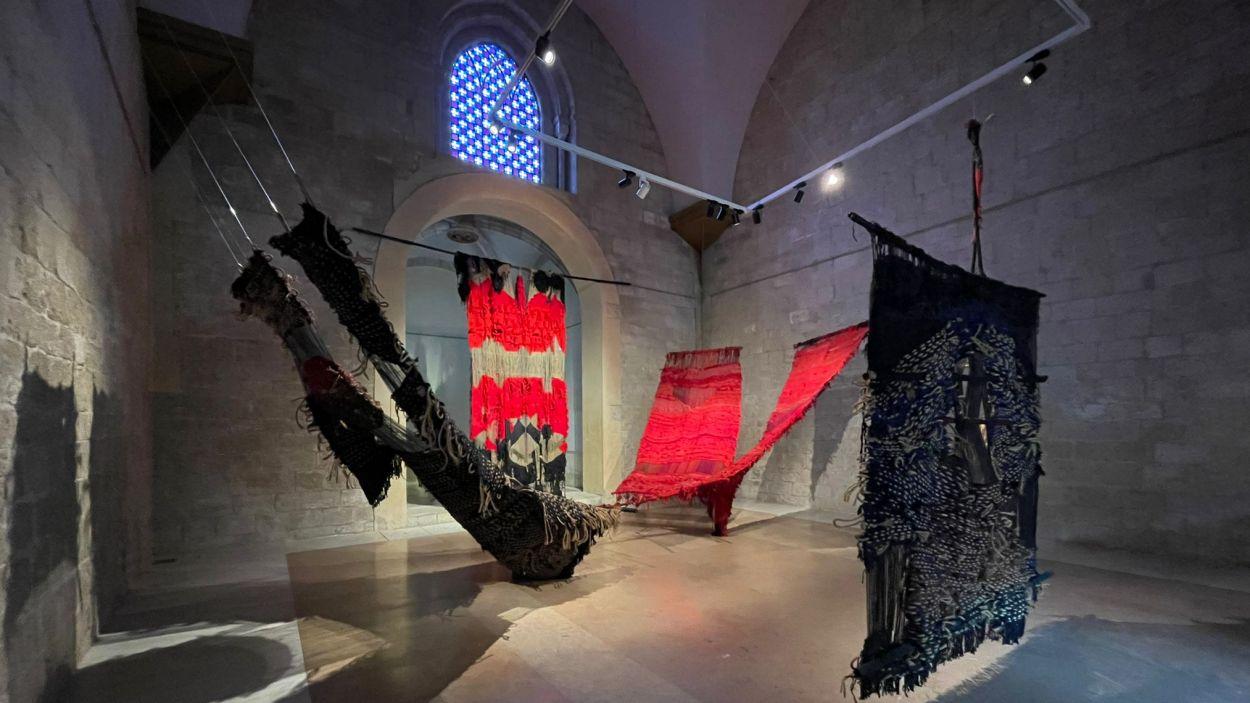 El Monestir de Sant Cugat dona sostre als 'Vermells' de Grau-Garriga