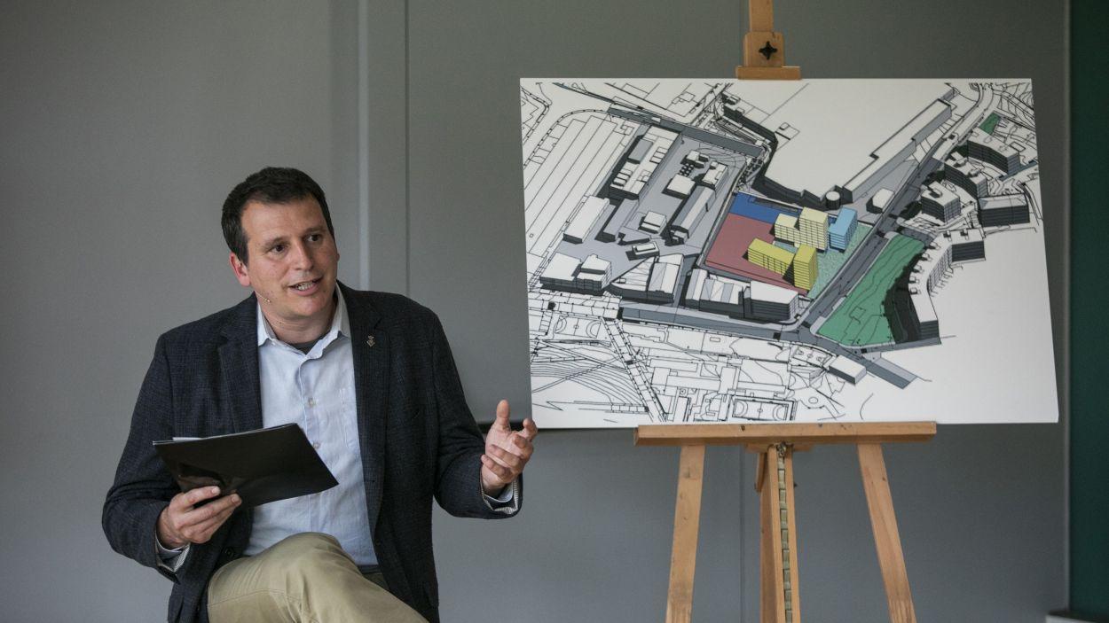 Duch (Habitatge) defensa l'interès públic del projecte Ragull Centre