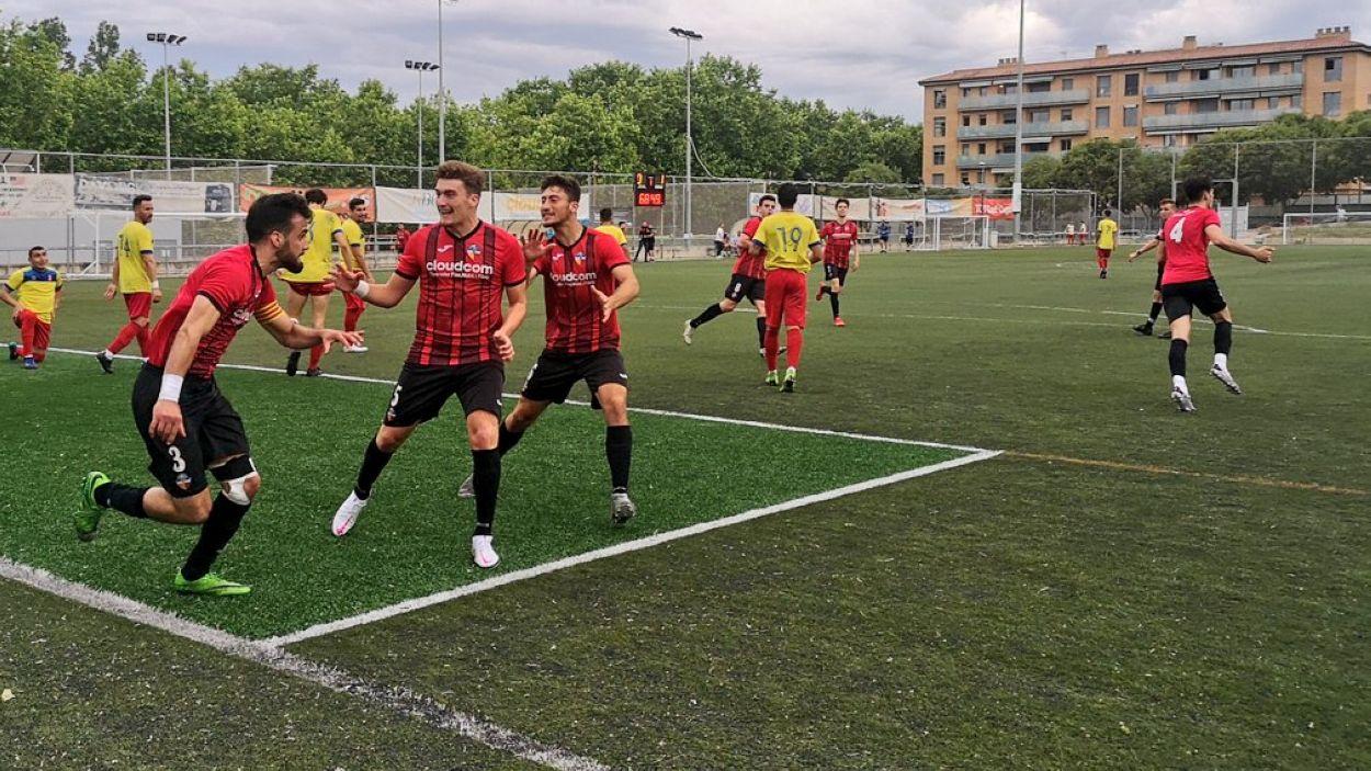 El SantCu acaba la temporada a la segona posició del subgrup B de Primera Catalana / Foto: Cristina Garcia