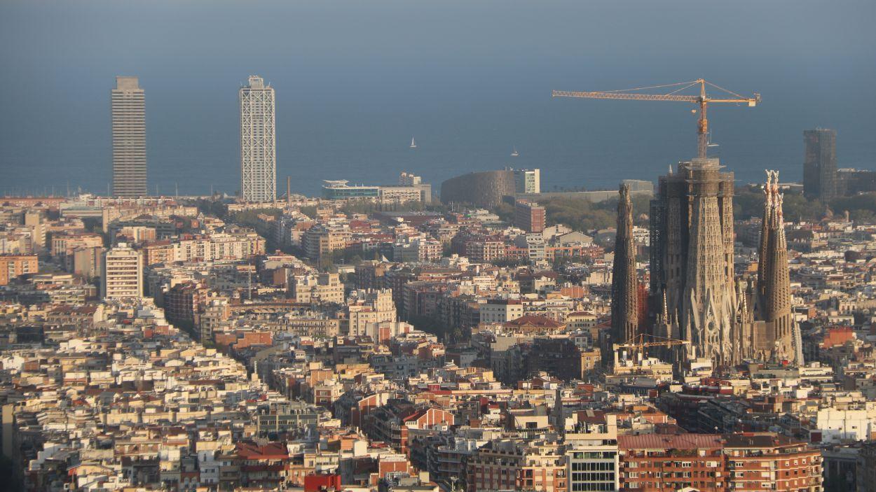 El 'Cinema a la Xarxa' parla de pel·lícules internacionals rodades a Barcelona / Foto: ACN