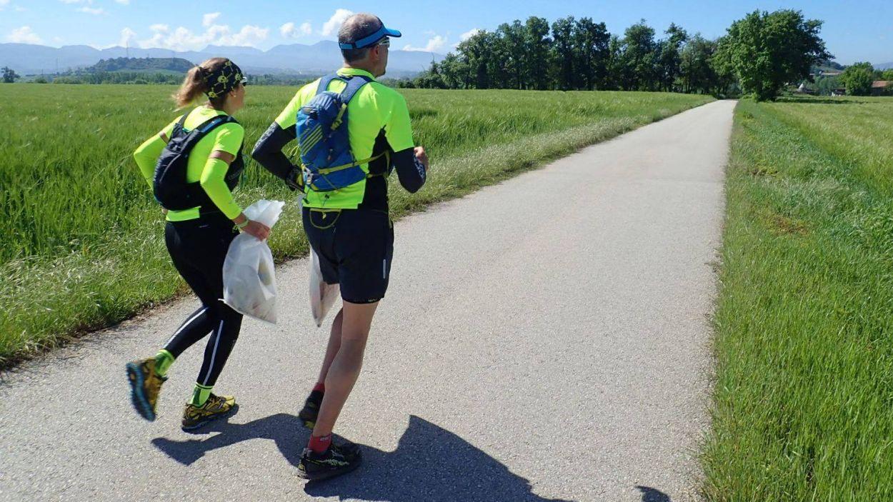 L'UCM proposa ajudar la natura mentre es gaudeix fent esport / Font: Ultra Clean Marathon