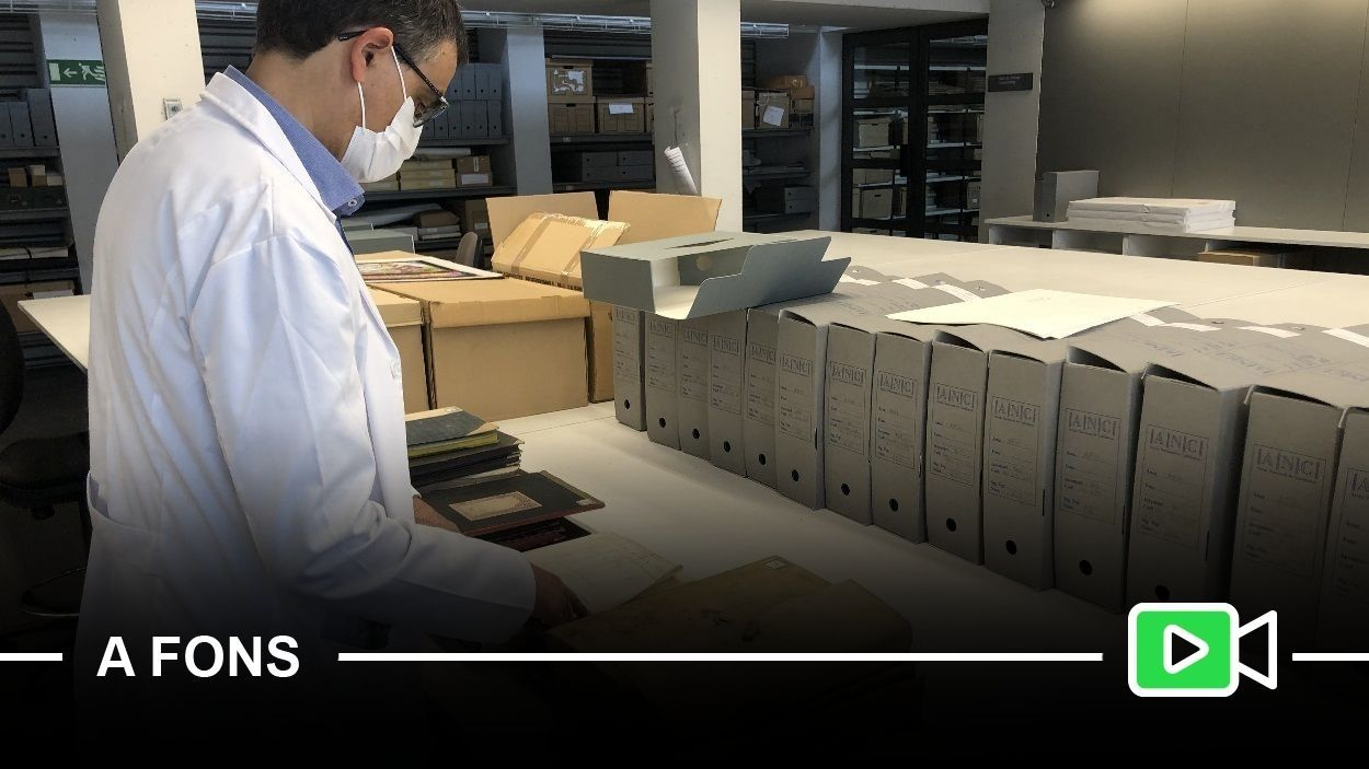 L'Arxiu Nacional de Catalunya fa 26 anys que està ubicat a Sant Cugat / Foto: Cugat Mèdia