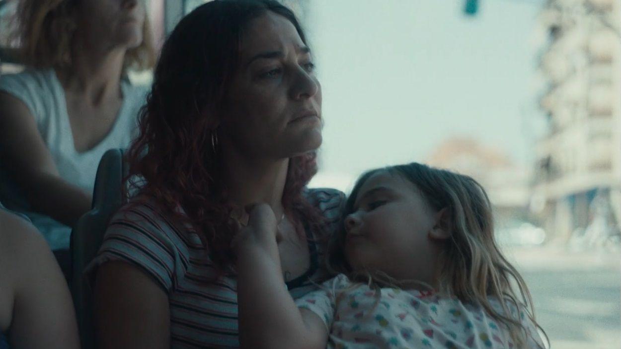 Imatge de la pel·lícula 'Ama', dirigida per Júlia de Paz / Foto: Vimeo