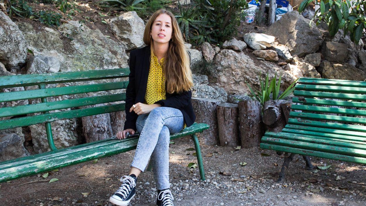 La valldoreixenca Cristina Vidal és la directora tècnica de Projecte Home Catalunya / Foto: Cedida