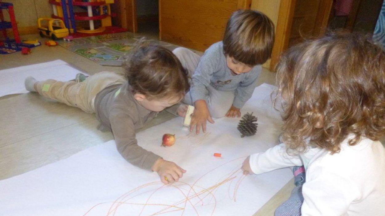 Imatge d'arxiu d'una escola bressol municipal / Foto: Ajuntament