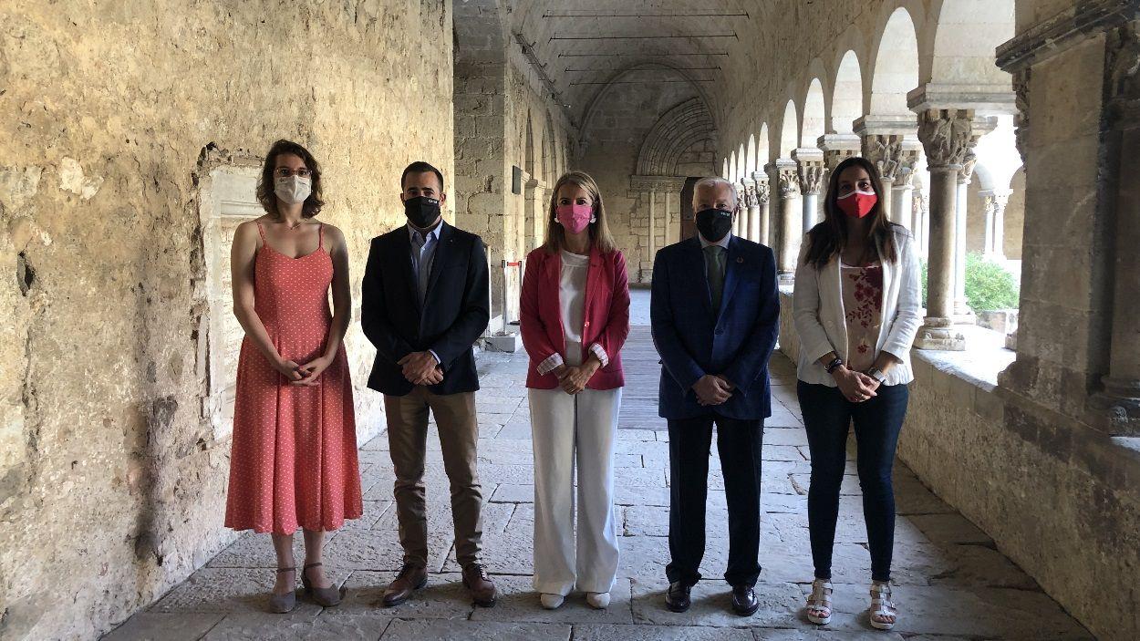 Ajuntament i Cecot oficien l'aliança per la transició energètica de les empreses de Sant Cugat