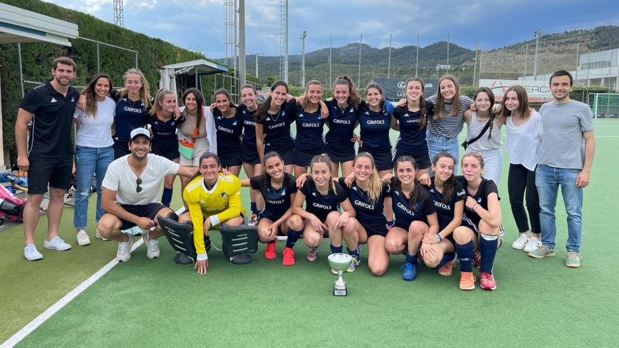 El segon equip del Junior femení cerca l'ascens a Primera Divisió