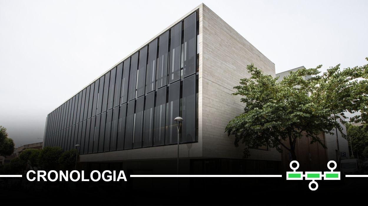 La nova seu de La Unió / Foto: Lali Puig - Ajuntament de Sant Cugat