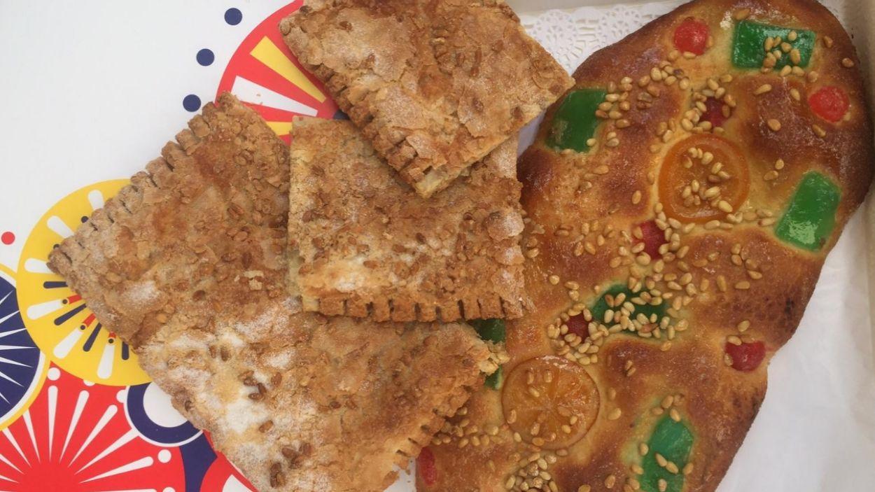Els forns i pastisseries preveuen una bona venda de coques de Sant Joan