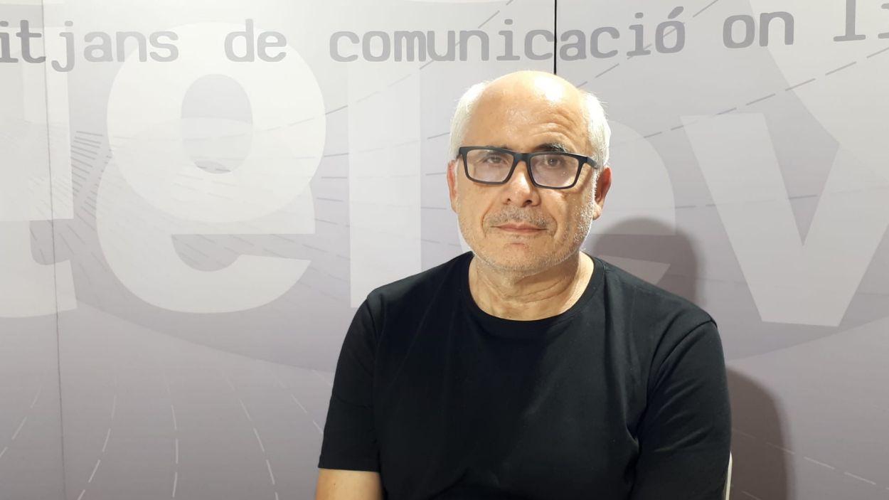 Martí Marín, a Cugat Mèdia