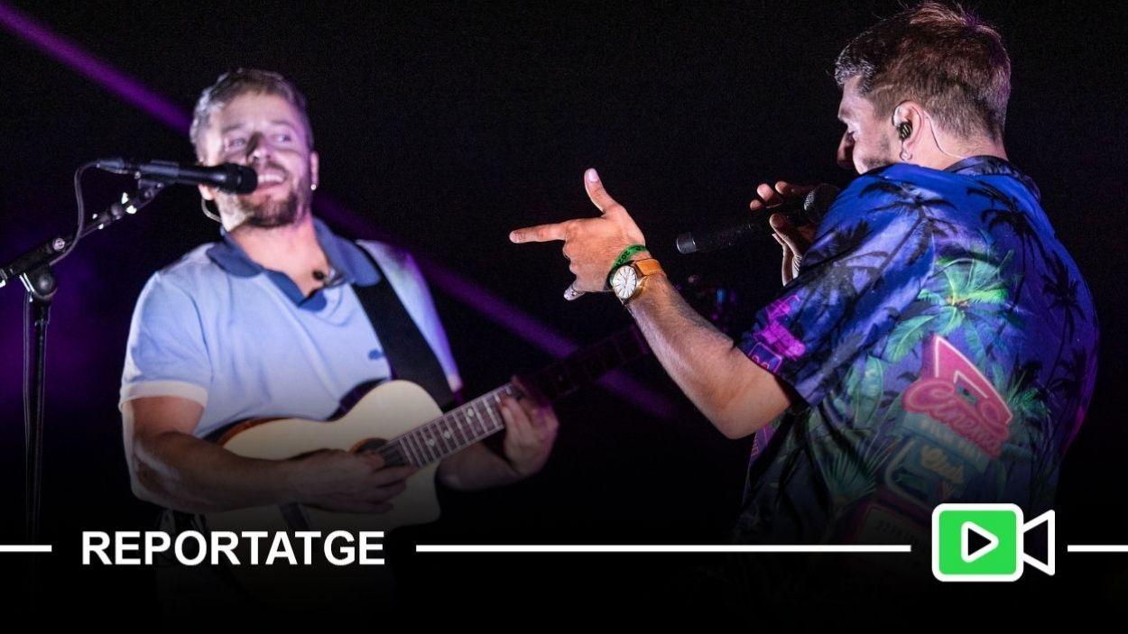 Concert d'Oques Grases / Foto: Lali Puig