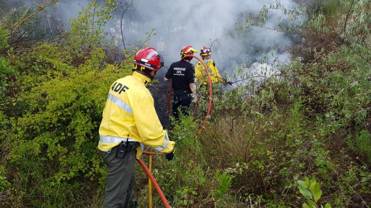 Unanimitat en la lluita per la prevenció d'incendis forestals