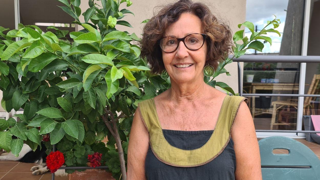 Asun Llorens va ser mestra de l'escola bressol Valldoreix durant 20 anys / Foto: Cugat Mèdia