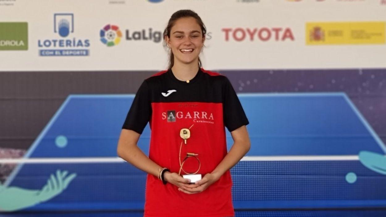 Mariona Munné jugarà l'Europeu sub 15 / Foto: UESC