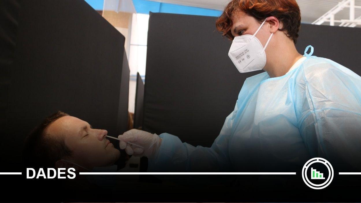 Els contagis s'han disparat a Sant Cugat entre les persones joves / Foto: ACN