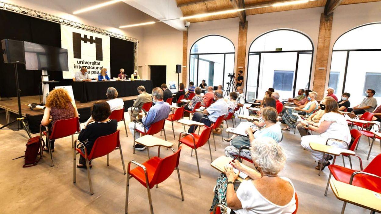 La Unió acull per primera vegada el curs d'estiu / Foto: Localpres - Ajuntament de Sant Cugat