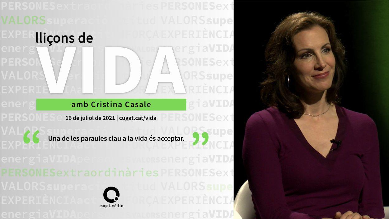 Cristina Casale / Foto: Cugat Mèdia