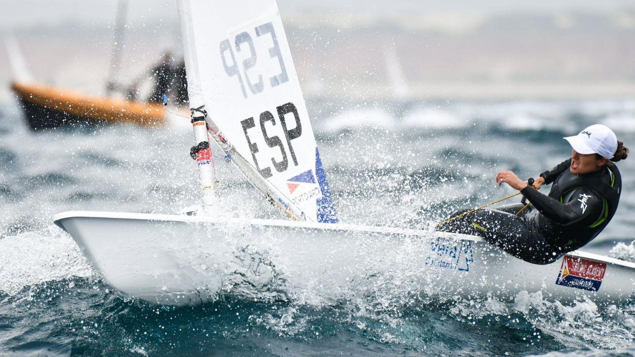 """Cristina Pujol (regatista): """"He passat moments molt durs per arribar als Jocs OIímpics"""""""