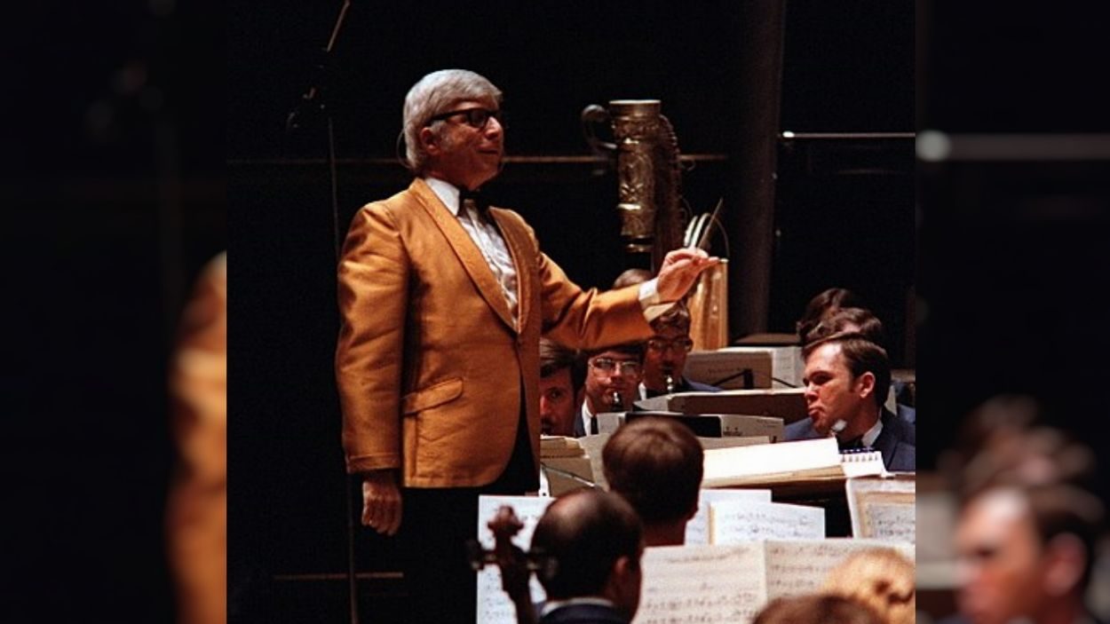 El gran compositor cinematogràfic que protagonitza el 'Cinema a la Xarxa' d'aquesta setmana és Elmer Bernstein