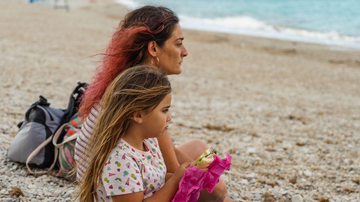 Imatge de la pel·lícula 'Ama', dirigida per la santcugatenca Júlia de Paz / Foto: ACN (Filmax)