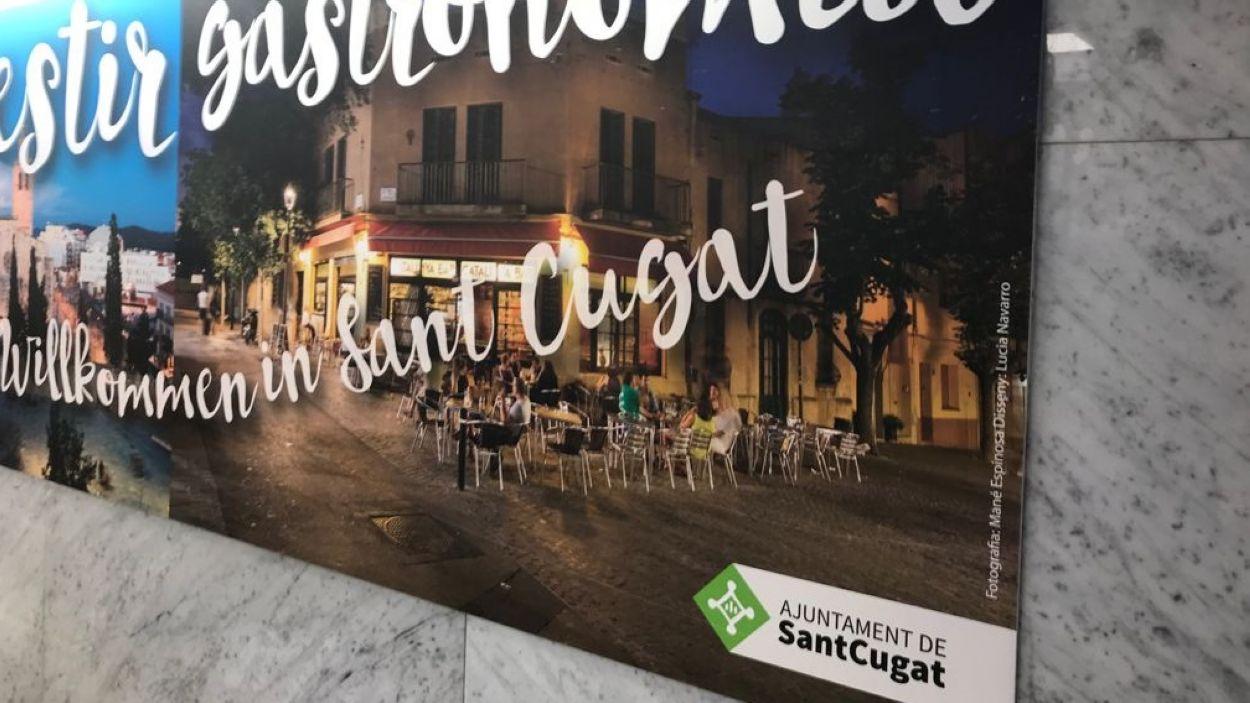L'Ajuntament promociona el Bar Catalunya com a referent turístic de Sant Cugat / Foto: Cugat Mèdia