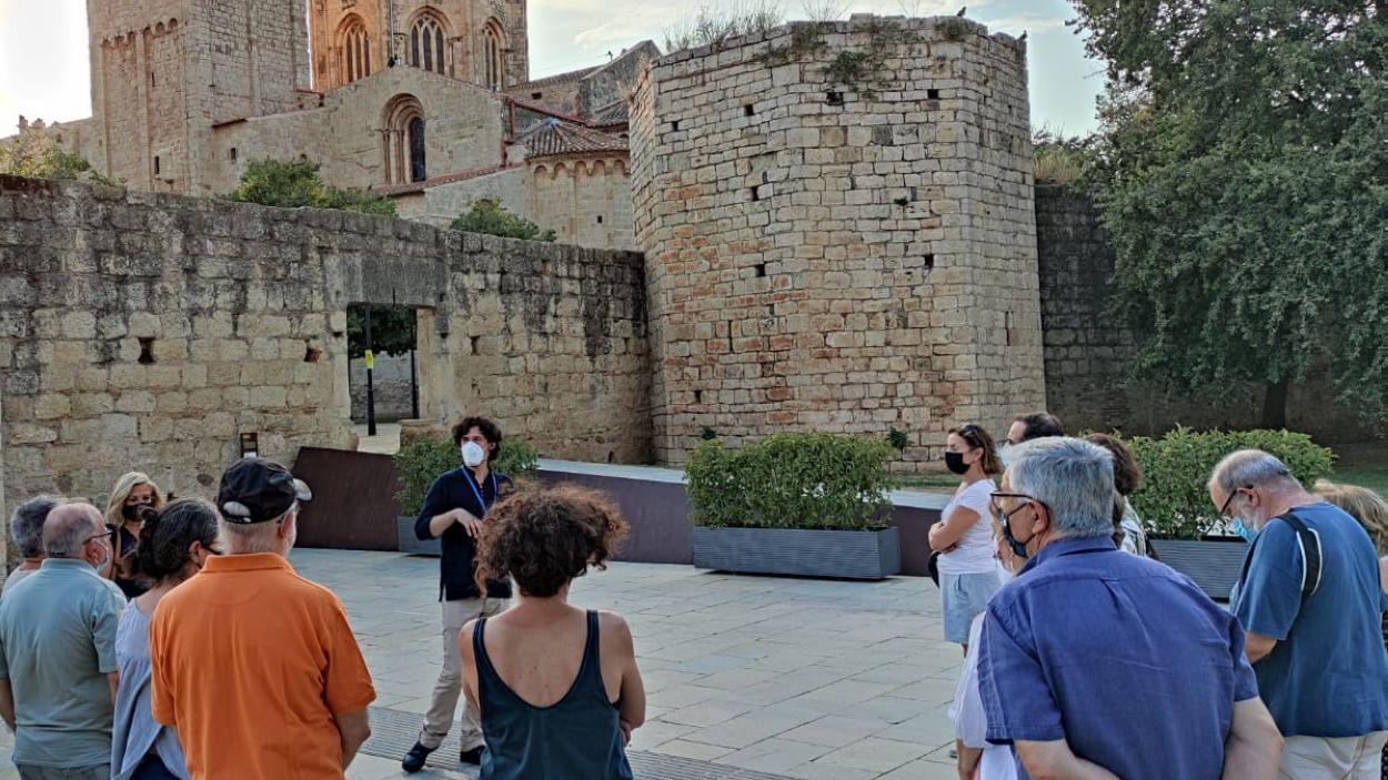 Sant Cugat, punt estratègic vital del camí de Sant Jaume