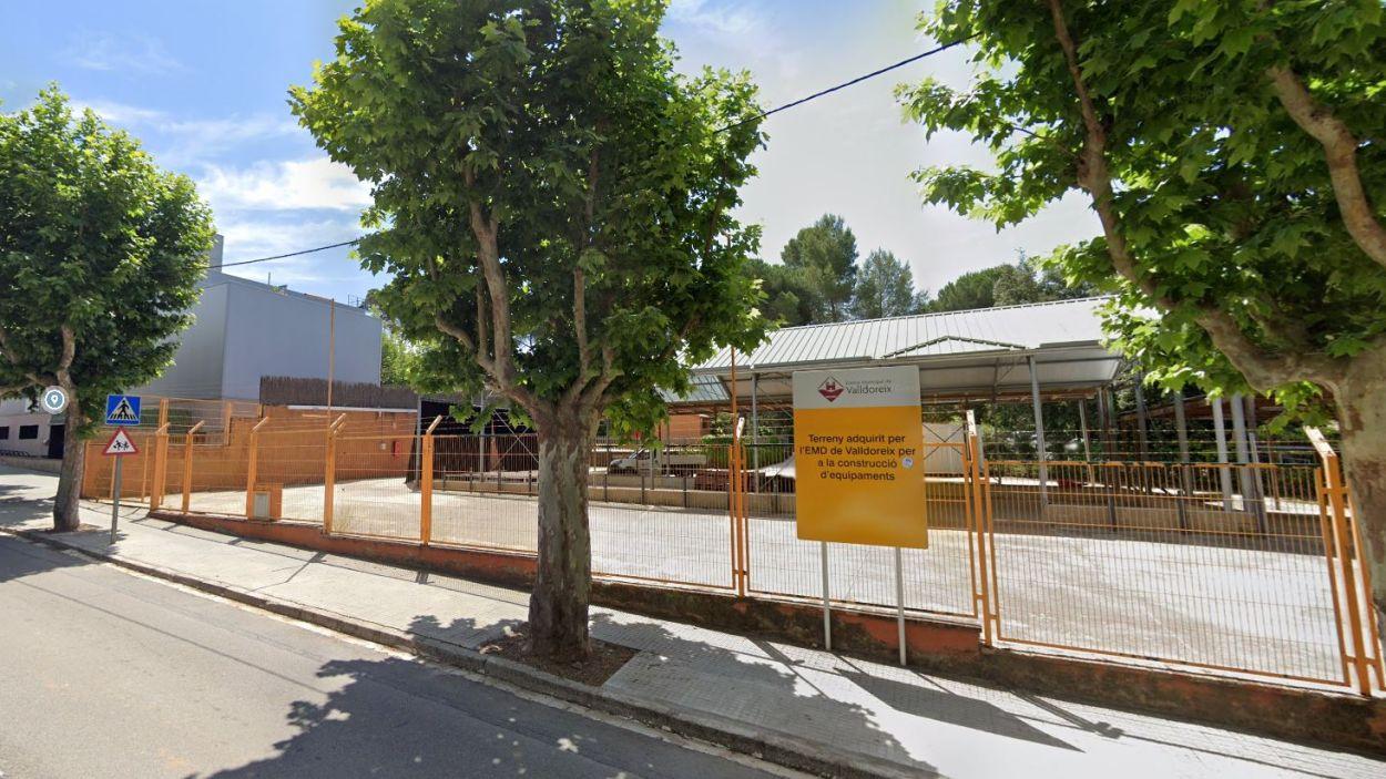 Imatge d'arxiu dels terrenys del garden de Valldoreix / Foto: Google Maps