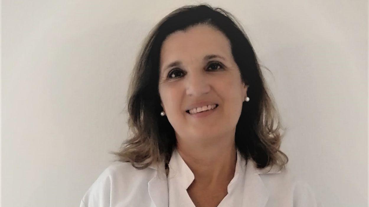 Montserrat Garcia / Foto: Col·legi de Metges de Barcelona