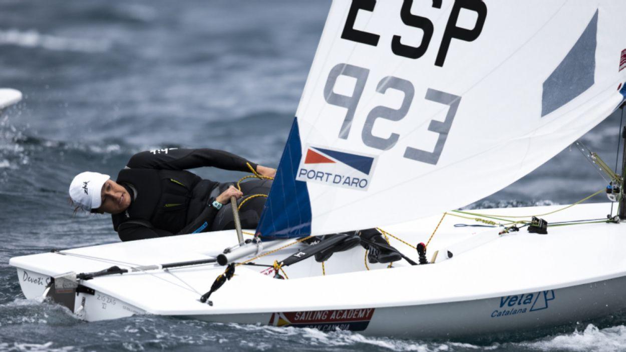 Cristina Pujol finalitza en 23a posició als Jocs OIímpics / Foto: Cedida