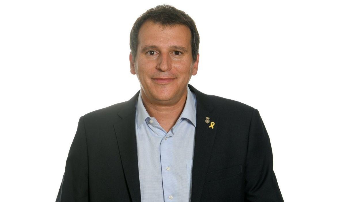 Francesc Duch, alcalde accidental / Foto: Ajuntament de Sant Cugat