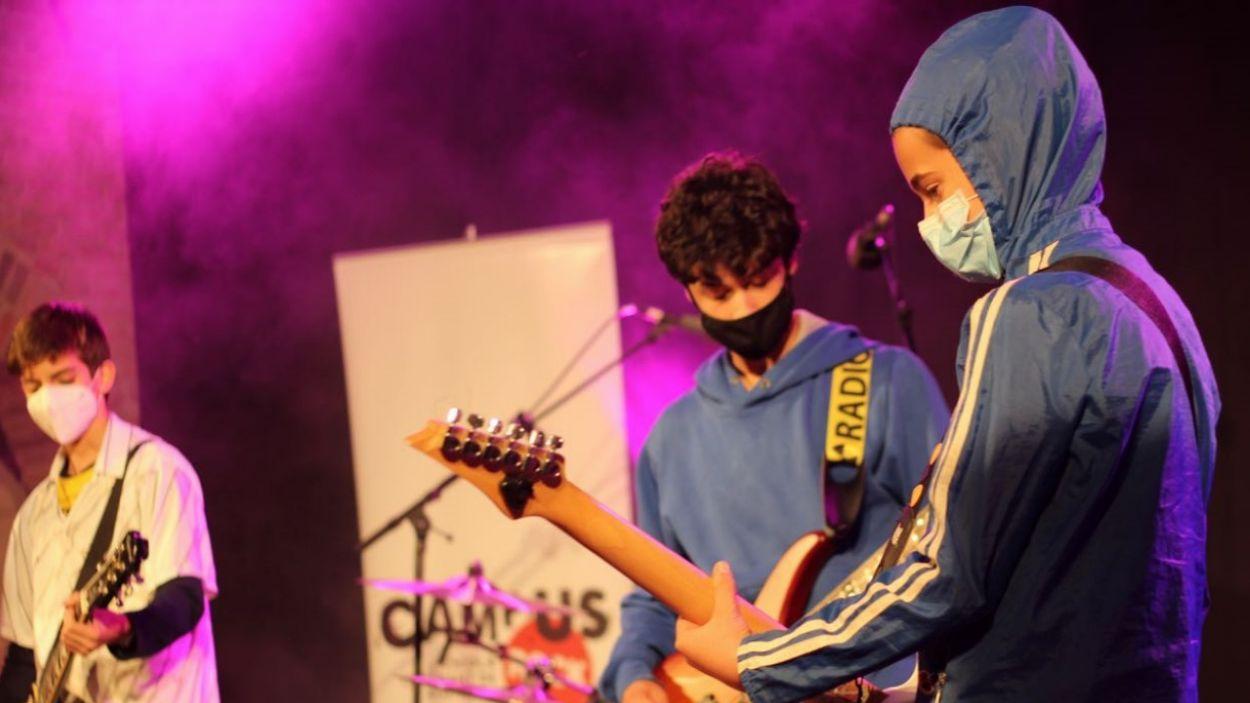 Imatge de la edició anterior a Sant Cugat / Foto: Campus Rock