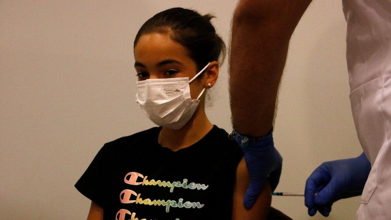 Més de la meitat del jovent de Sant Cugat ja té la pauta completa de la vacunació contra la Covid-19
