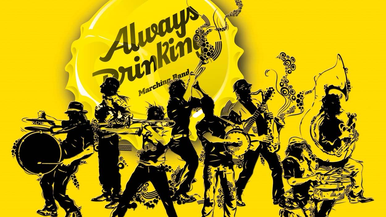 Festa Major Valldoreix: 'El carrer és nostre', amb Always Drinking Marching Band