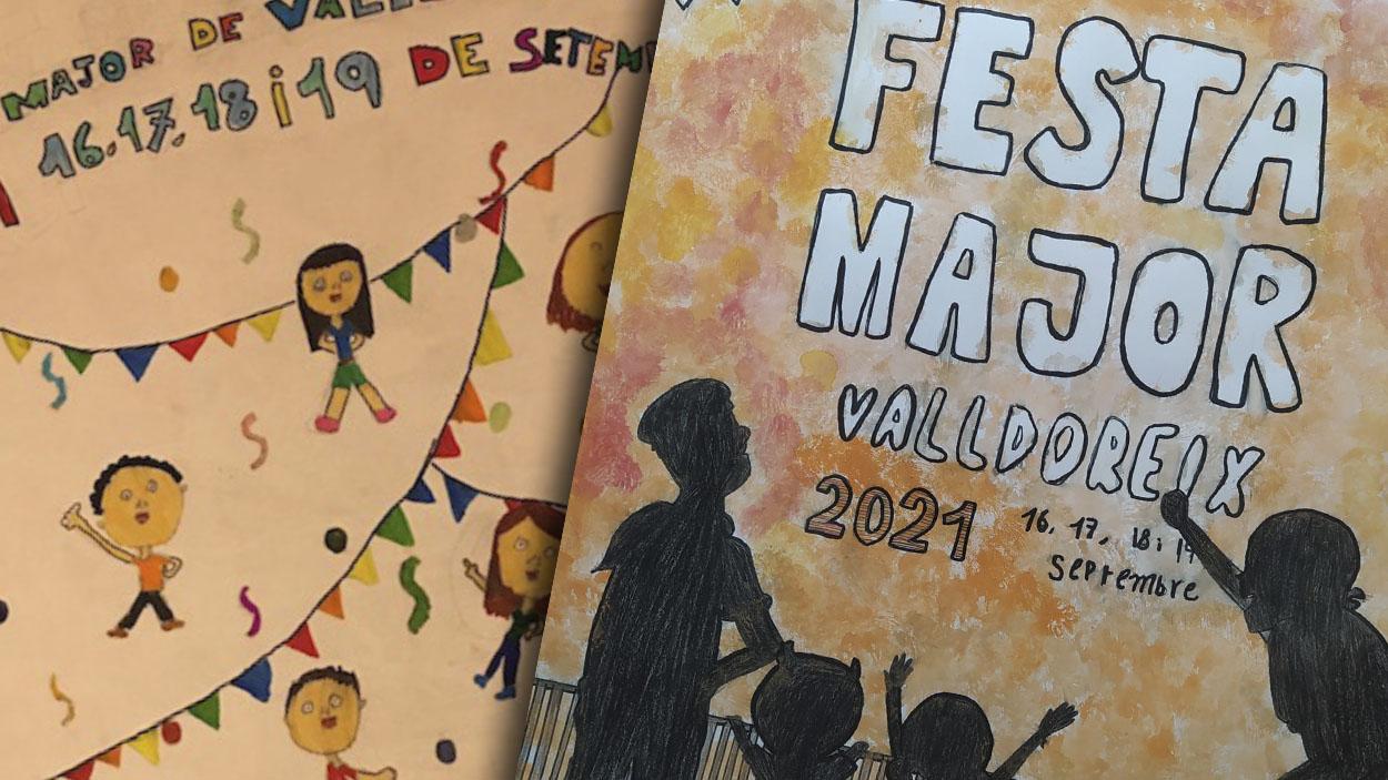 Festa Major Valldoreix: Lliurament Premis del Concurs de Cartells de Festa Major