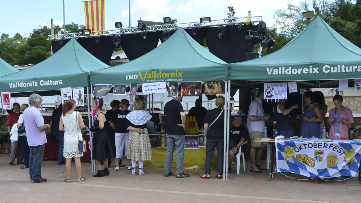 Festa Major Valldoreix: Trobada associacions veïnals, entitats culturals i esportives de Valldoreix