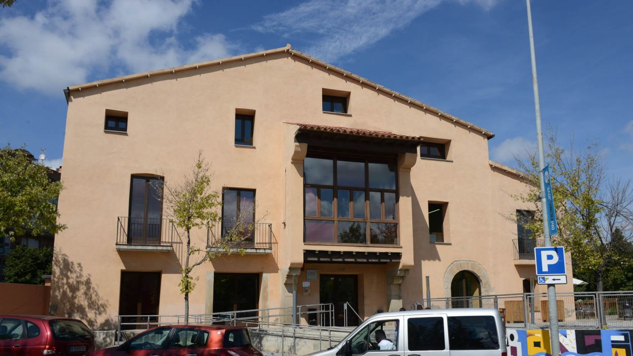 El Casal Torreblanca, a Sant Cugat / Foto: Cugat Mèdia