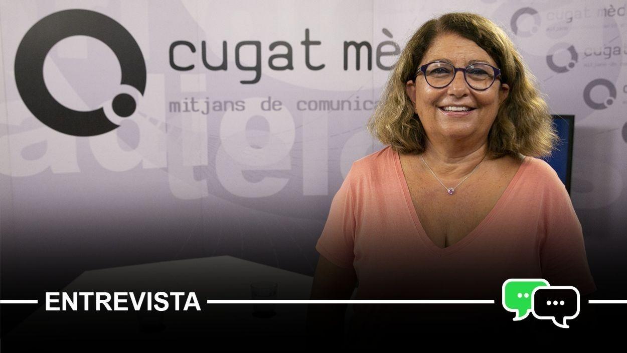 """Pilar Gorina (regidora d'Educació): """"Tots els canvis per la pandèmia que hagin sigut positius s'han de quedar a l'escola"""""""