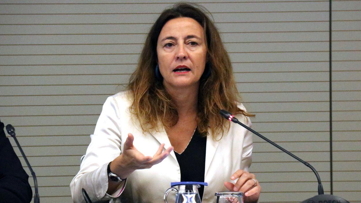 Mercè Conesa, en una imatge d'arxiu / Foto: ACN