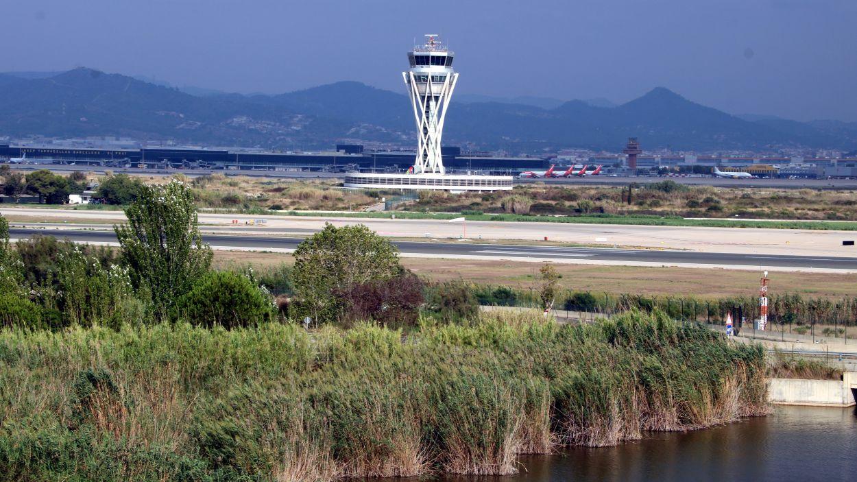 Imatge d'arxiu de l'aeroport del Prat / Foto: ACN