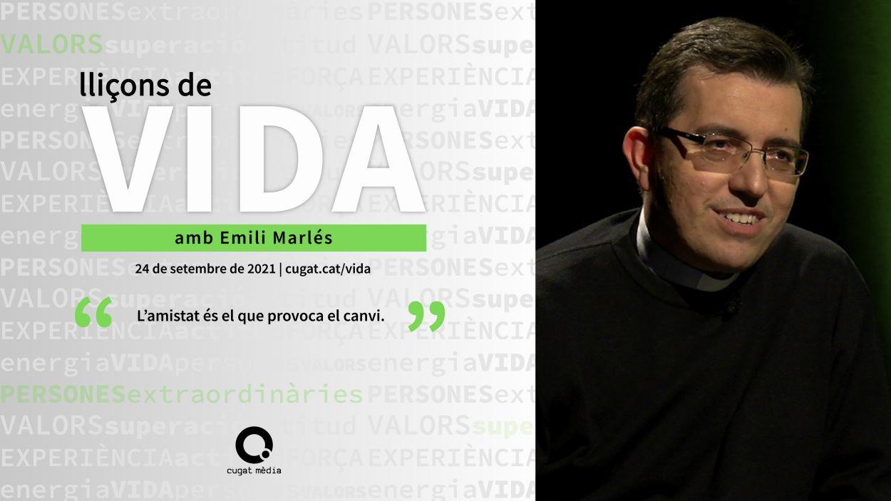 Emili Marlés / Foto: Cugat Mèdia