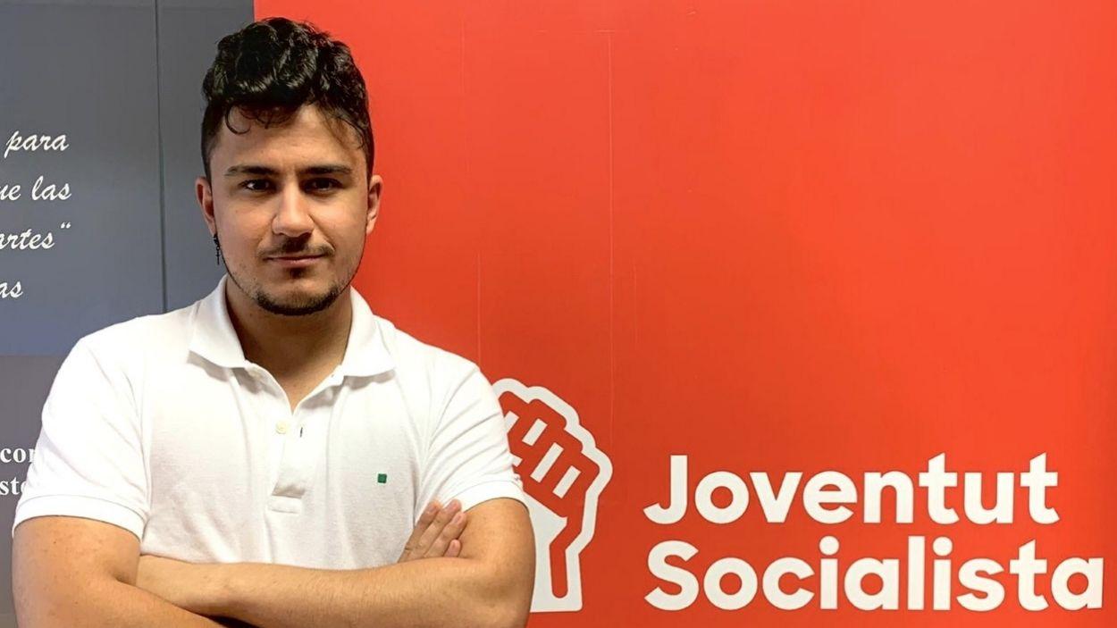 Alejandro Muñoz és el nou primer secretari de la JSC / Foto: Alex Ballesta