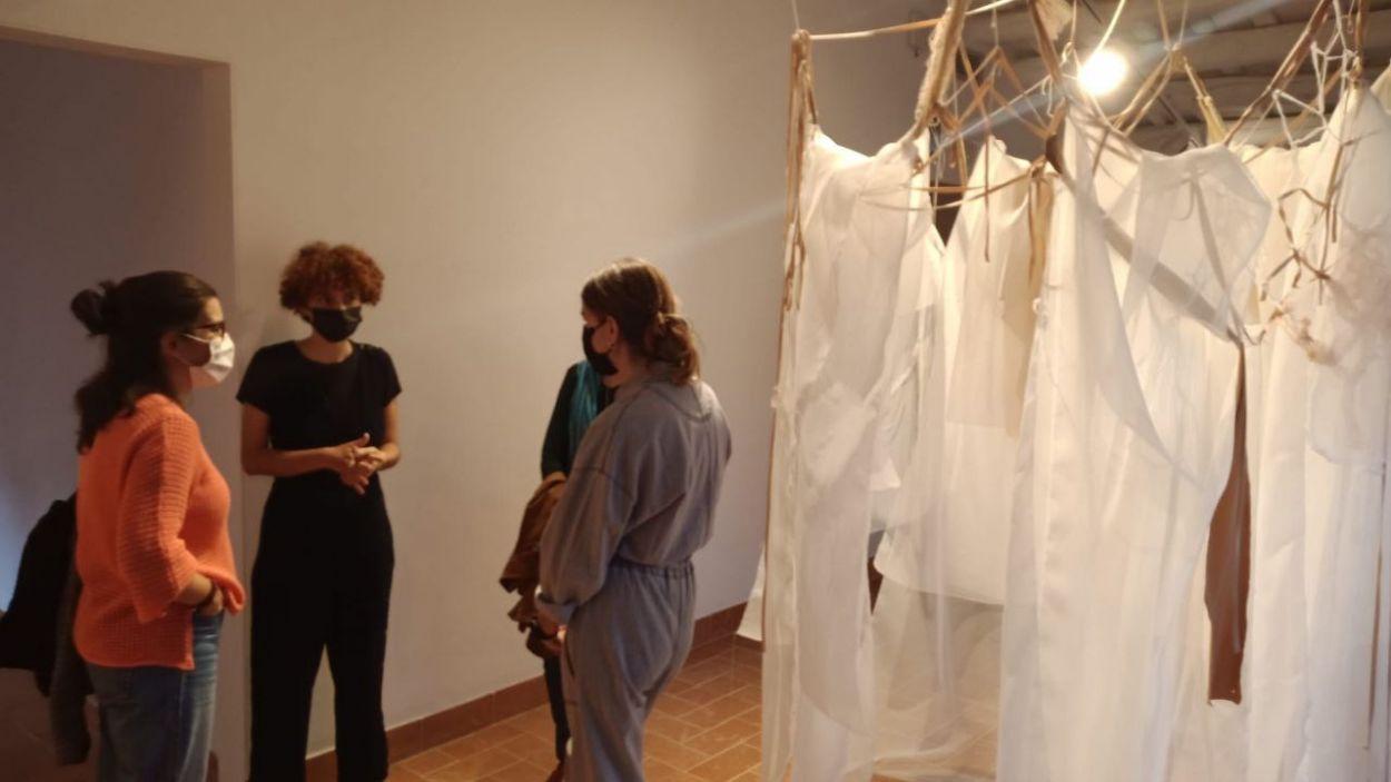 La mostra es pot visitar al Centre Grau-Garriga / Foto: Ajuntament de Sant Cugat