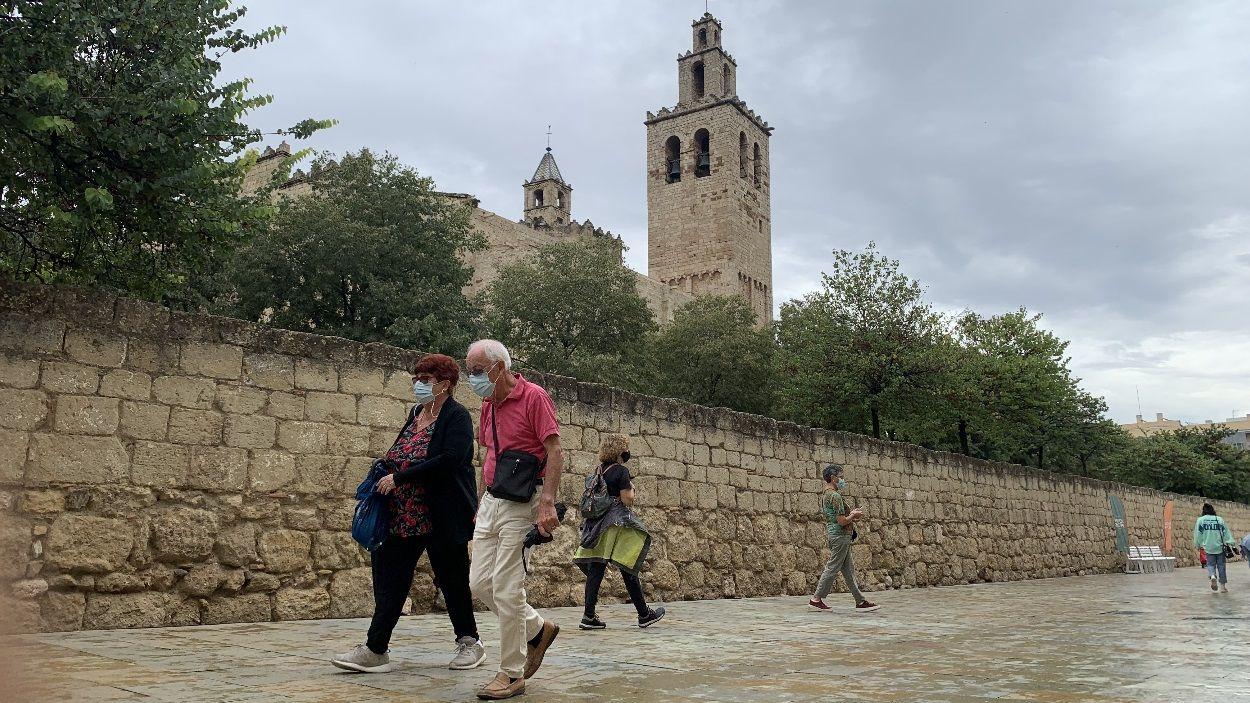 El risc de rebrot torna a ser baix a Sant Cugat més d'un any després / Foto: Lluís Llebot (Cugat Mèdia)
