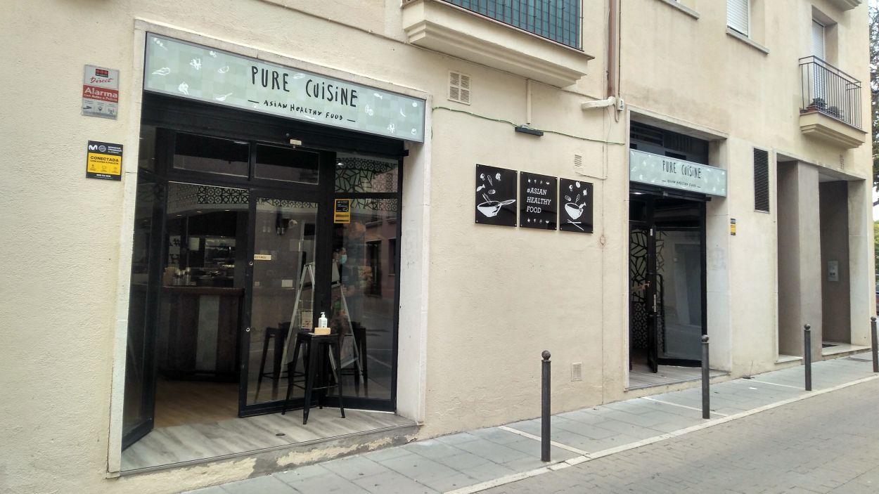 La cadena de restauració Pure Cuisine arriba a Sant Cugat