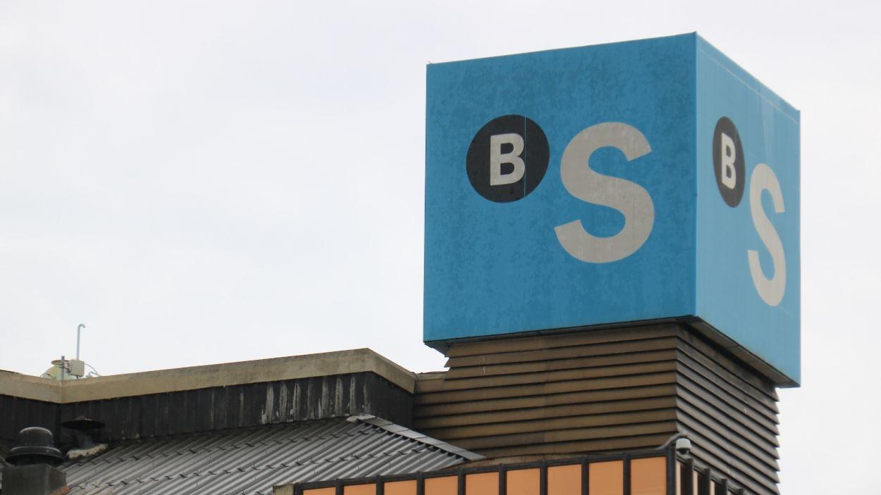 Imatge de la seu del Banc Sabadell a la Plaça de Catalunya de Sabadell / Foto: ACN