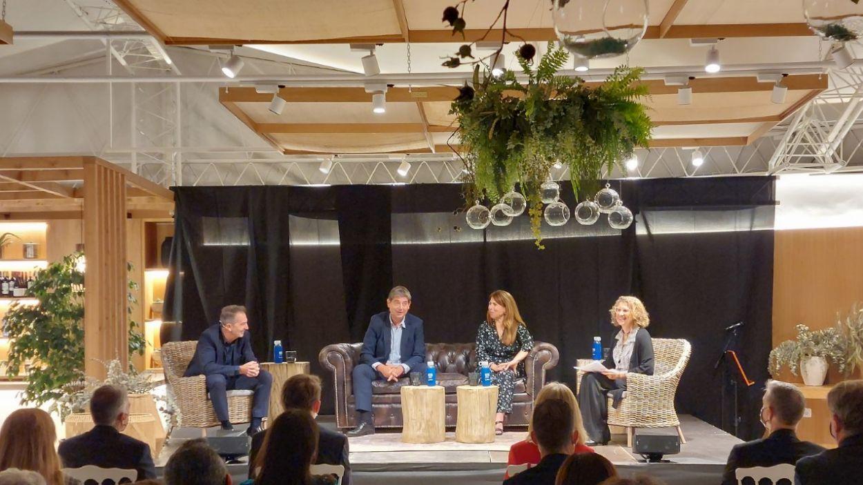 L'edició d'enguany de 'Converses' / Foto: Sant Cugat Empresarial